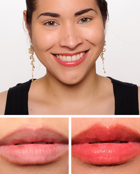 Revlon Kiss Me Coral Super Lustrous Lipgloss