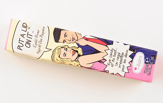 theBalm Put a Lid On it Eyeshadow Primer
