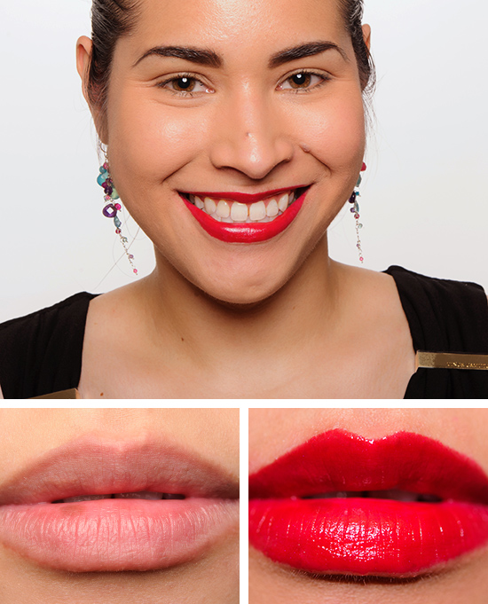 Buxom Scoundrel Full-Bodied Lipstick