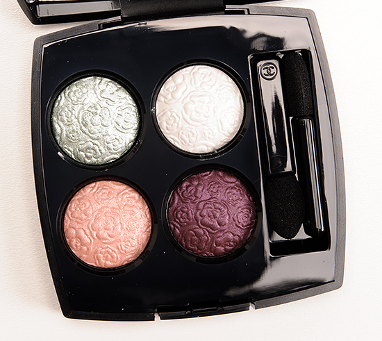 Chanel Delicatesse Ombres Fleuries Eyeshadow Palette