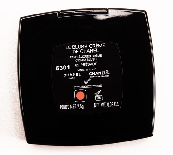 Chanel Presage (62) Le Blush Creme de Chanel