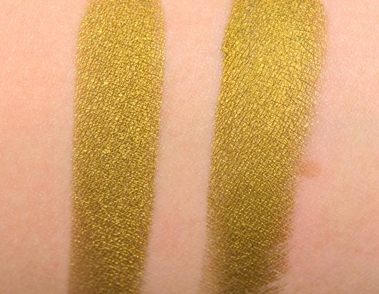 Fyrinnae Aztec Gold Pressed Eyeshadow