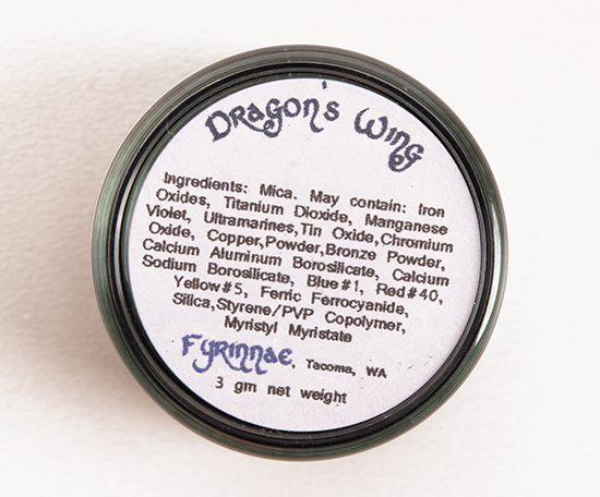 Fyrinnae Dragon's Wing Eyeshadow