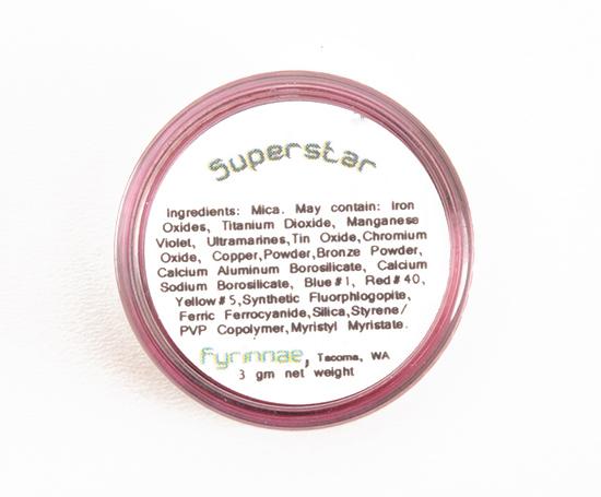Fyrinnae Superstar Eyeshadow