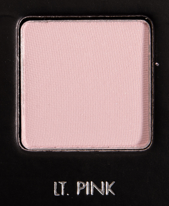 LORAC Light Pink Eyeshadow