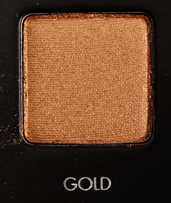 LORAC Gold Eyeshadow