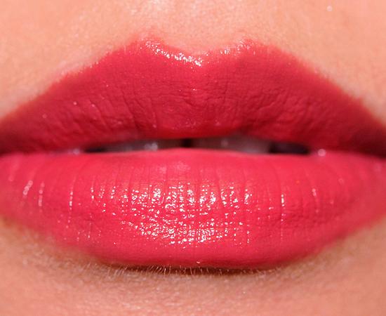 MAC Candy Apple Sheen Supreme Lipstick