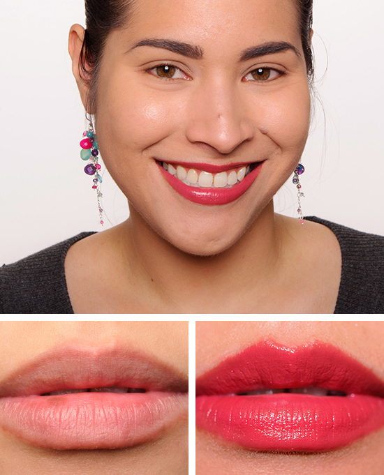 MAC Candy Apple Sheen Supreme Lipstick