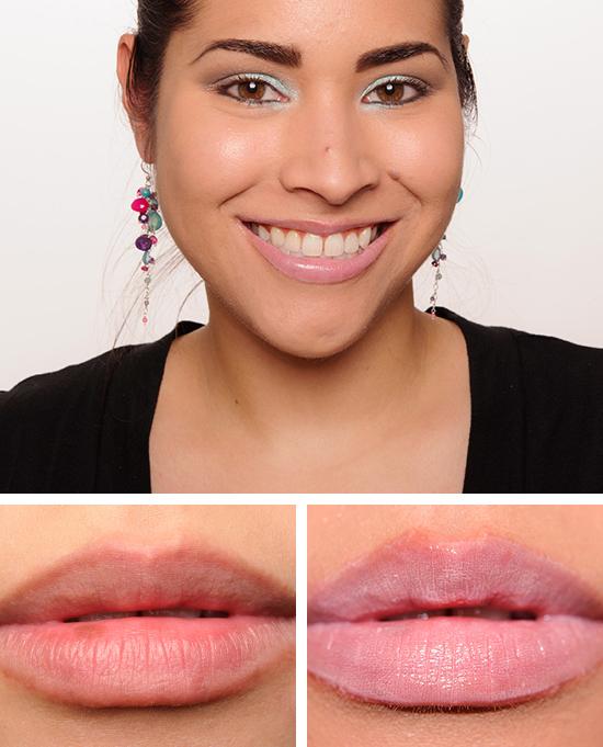 MAC Illustrated Pink Lip Bag