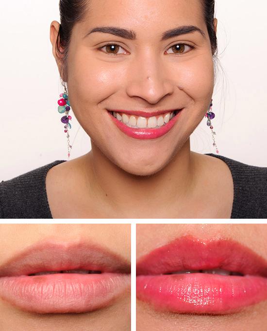 MAC Kiss, Kiss Sheen Supreme Lipglass Tint