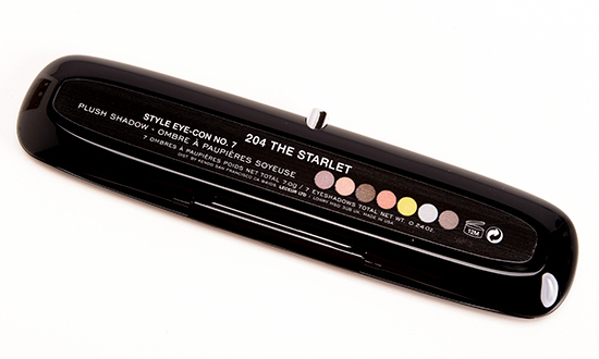 Marc Jacobs Beauty The Starlet (204) Style Eye-Con No. 7 Plush Shadow Palette