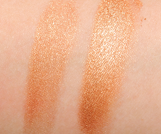 Maybelline Breaking Bronze Color Tattoo Pure Pigments