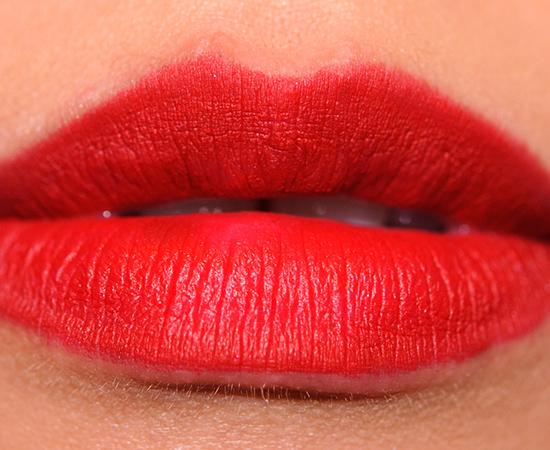 NARS Mysterious Red Velvet Matte Lip Pencil