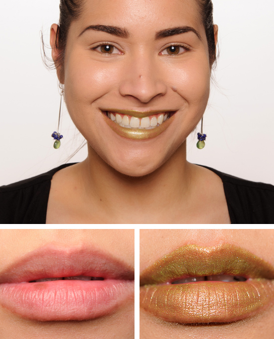 OCC Fragmented Metallic Lip Tar