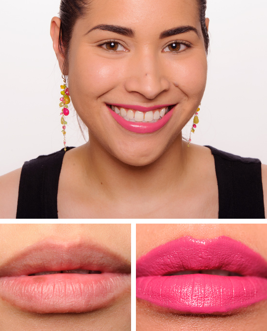 Urban Decay Turn On Lipstick