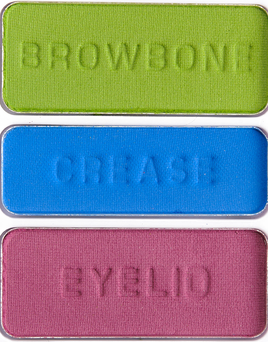 Wet 'n' Wild I'm Seeing Triples Color Icon Eyeshadow Trio