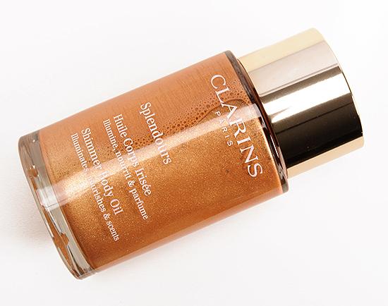 Clarins Splendours Shimmer Body Oil