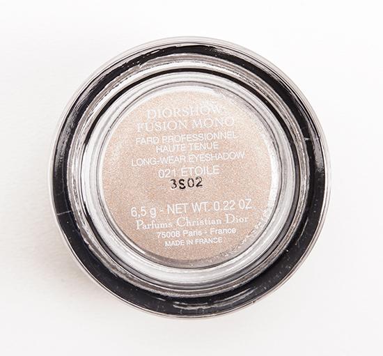 Dior Etoile (021) Diorshow Fusion Mono Eyeshadow