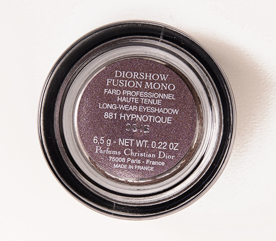 Dior Hypnotique (881) Fusion Mono Eyeshadow