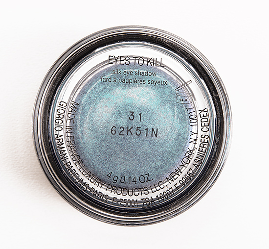 Giorgio Armani June Beetle (31) Eyes to Kill Intense Eyeshadow