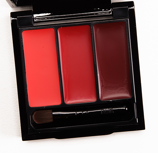 MAC x Antonio Lopez 3 Lips/Red Palette