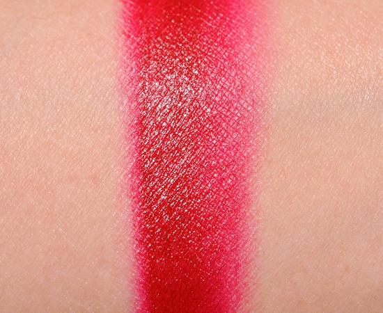 MAC x Antonio Lopez 3 Lips/Red Palette