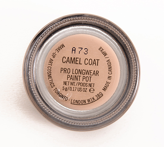 MAC Camel Coat Pro Longwear Paint Pot