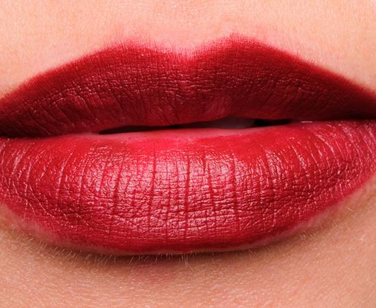 MAC Fixed on Drama Lipstick