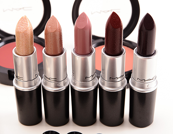 MAC Indulge Lipsticks