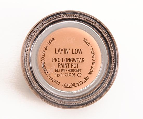 Mac Layin Low Pro Longwear Paint Pot