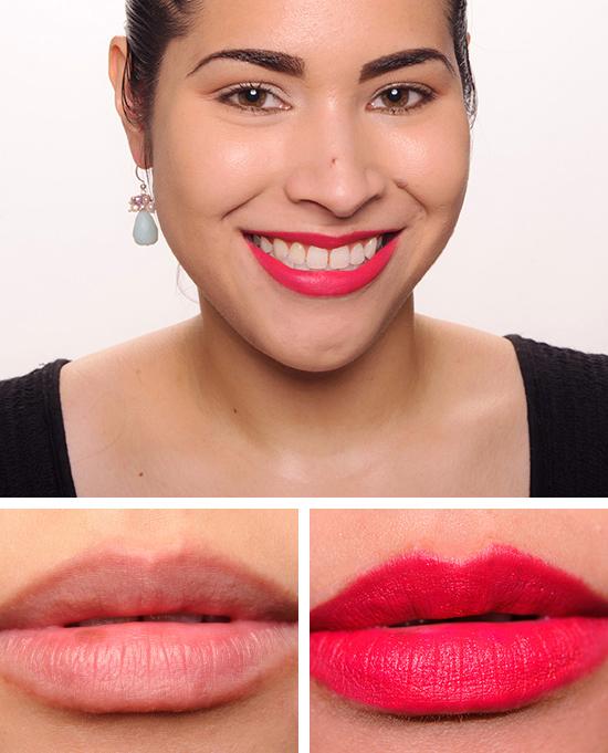 Amato MAC Retro Matte Lipsticks Reviews, Photos, Swatches (Part 2) WI71