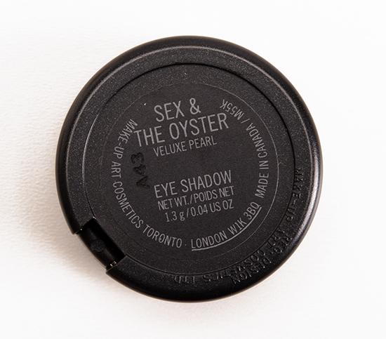 MAC Sex & the Oyster Eyeshadow