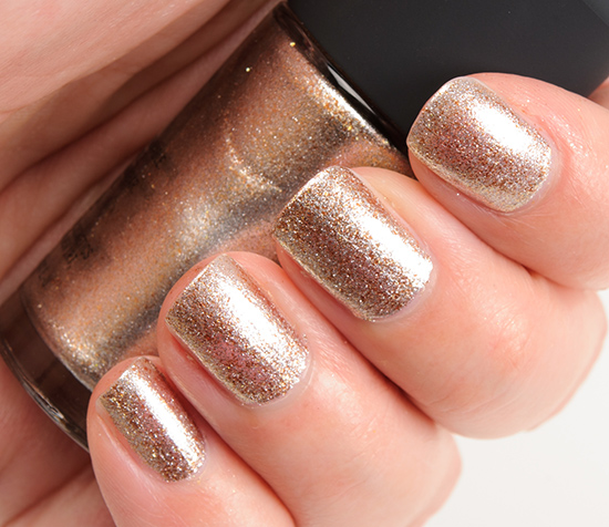 MAC Sinfully Sweet Nail Lacquer