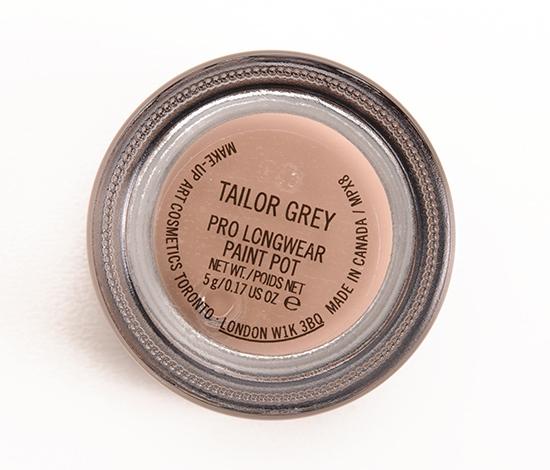 MAC Tailor Grey Pro Longwear Paint Pot