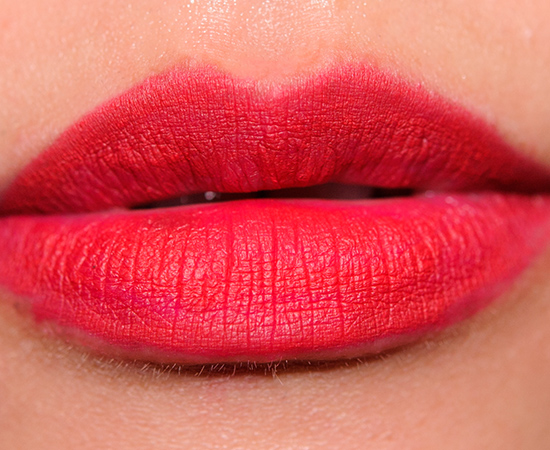 MAC Trust in Red Pro Longwear Lip Pencil