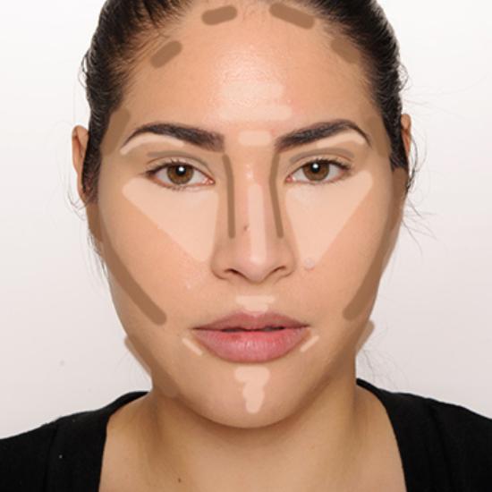 how-to-contour-for-cream-foundation