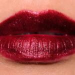 Obsessive Compulsive Cosmetics Black Metal Dahlia Metallic Lip Tar