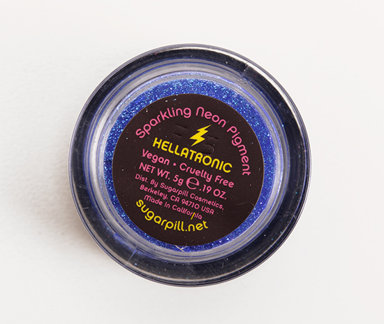 Sugarpill Hellatronic ElektroCute Neon Pigment