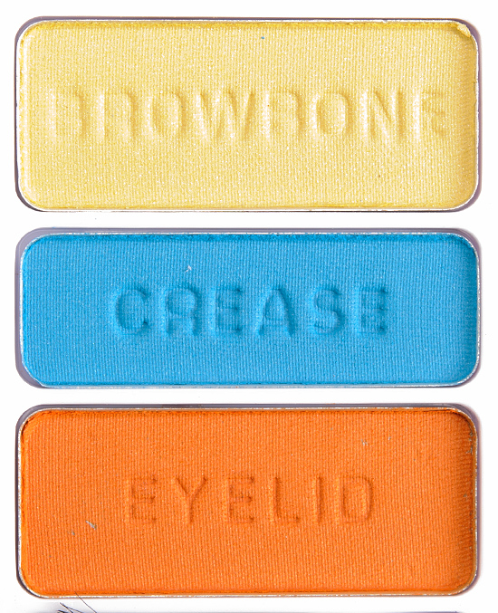 Wet 'n' Wild A Regular at the Factory Color Icon Eyeshadow Trio