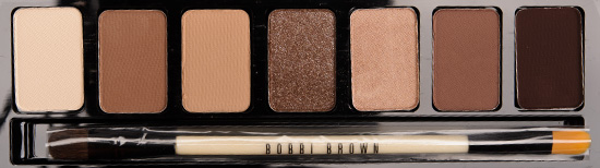 Bobbi Brown Rich Chocolate Eye Palette Review Photos Swatches