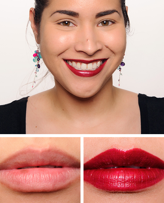 Buxom Menace Full Bodied Lipstick