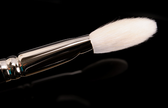 Hakuhodo J116 Highlighter Brush Round & Flat