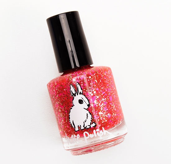 Hare Polish Dancing Bird of Paradise Nail Lacquer