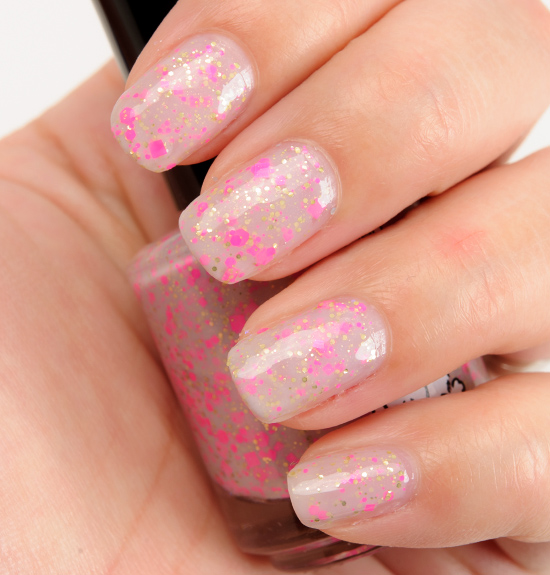 Hare Polish Flight of the Flamingos Nail Lacquer