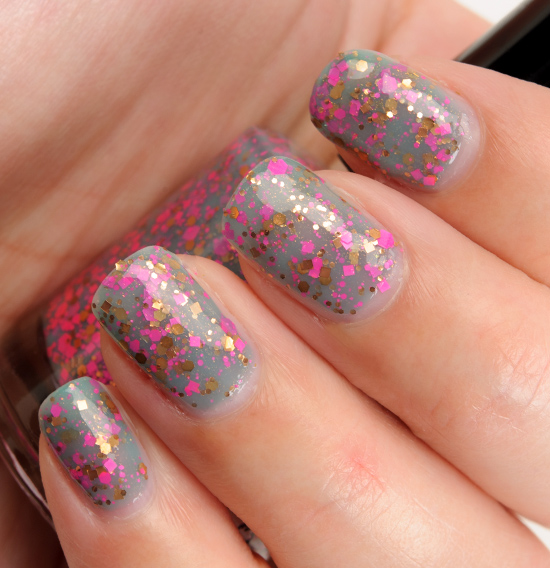 Hare Polish Neon Palm Nail Lacquer