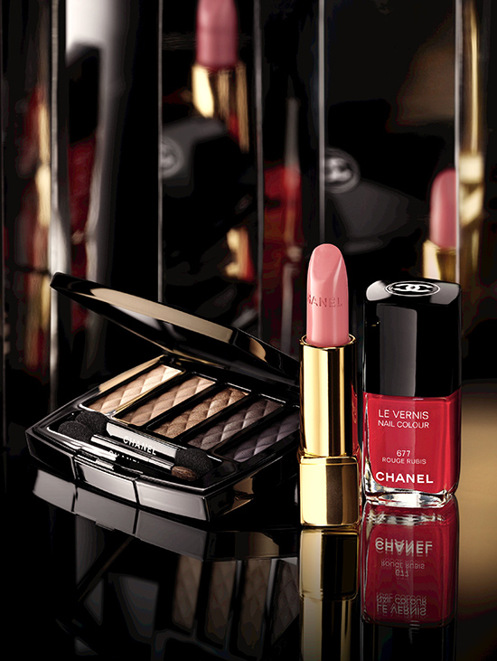 Chanel Nuit Infinie de Chanel Collection for Holiday 2013