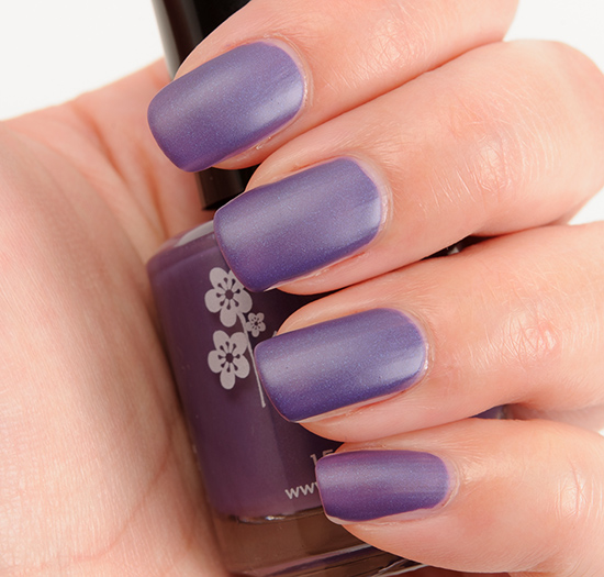 KBShimmer The Grape Beyond Nail Lacquer
