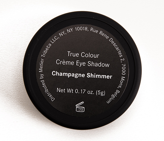 Le Metier de Beaute Champagne Shimmer True Colour Creme Eyeshadow