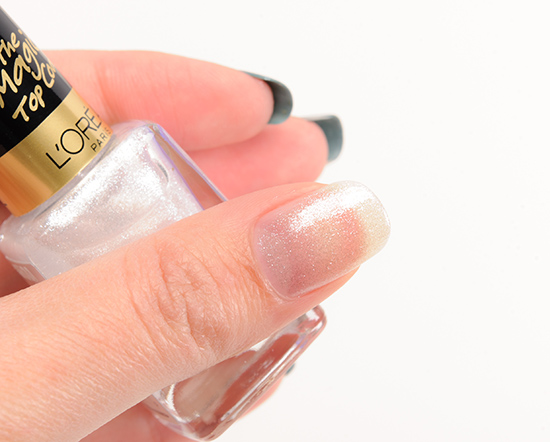 L'Oreal The True Diamond Nail Lacquer