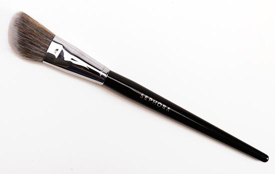 sephora pro brushes. sephora pro angled blush brush (#49) brushes p